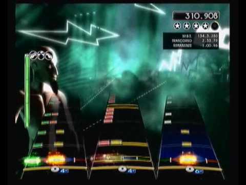 Rock Band 2 Custom Song: Rammstein  Waidmanns Heil expert guitar & bass, expert+ drums