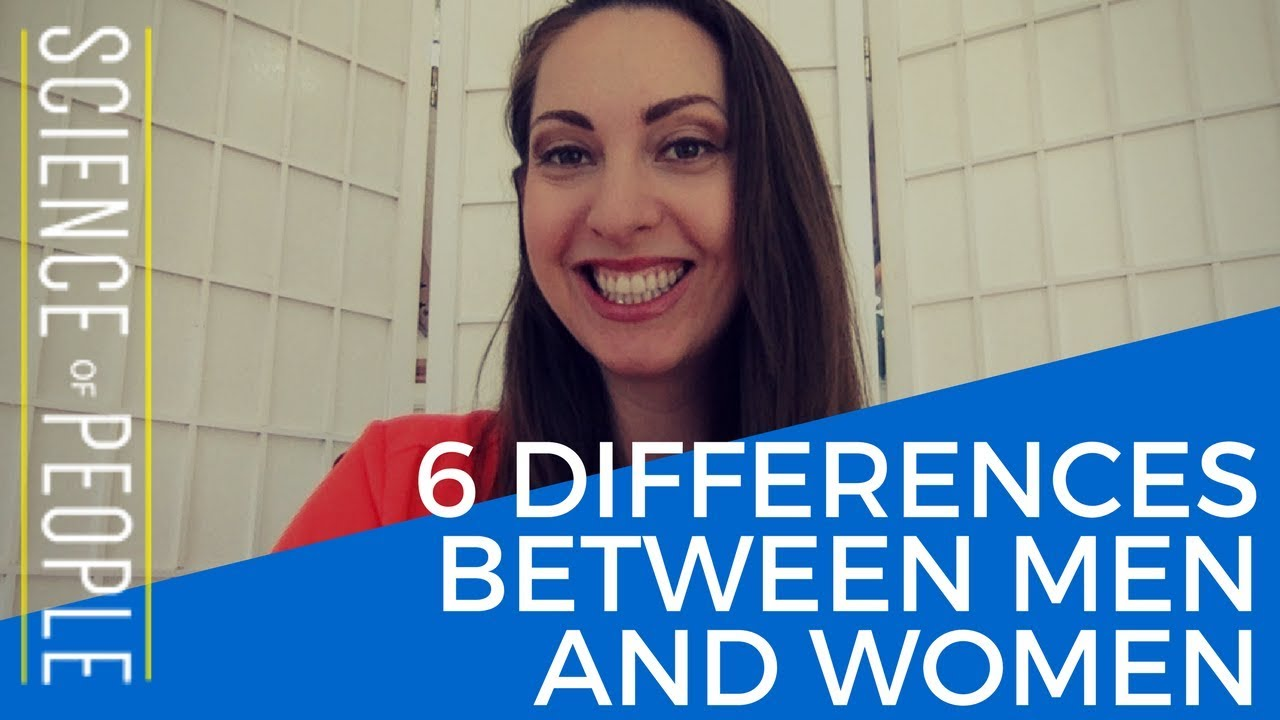 6 fascinating gender differences