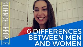 6 Fascinating Differences between Men and Women in the Workplace [Research]