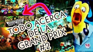 Análisis, impresiones y más detalles en la Grand Prix #2 (Crash Team Racing Nitro Fueled)