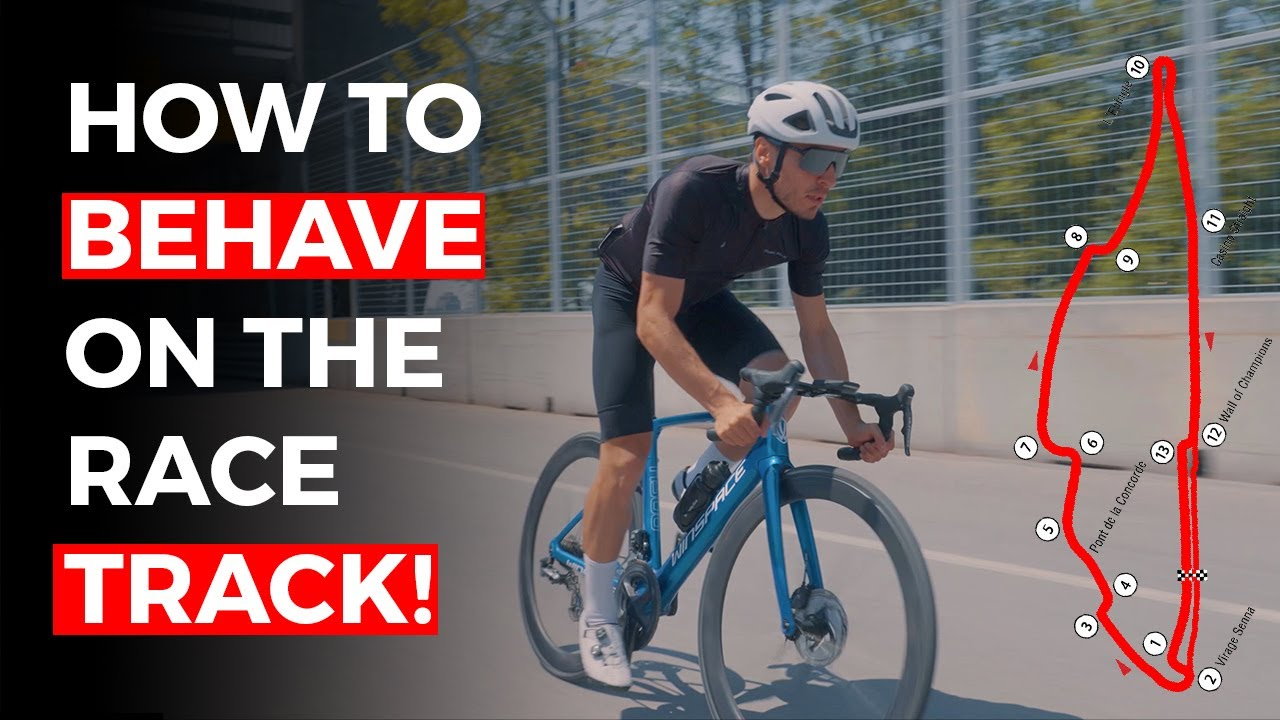 This F1 Race Track is OPEN to CYCLISTS! Beginner's Guide to Circuit Gilles-Villeneuve (part 2)
