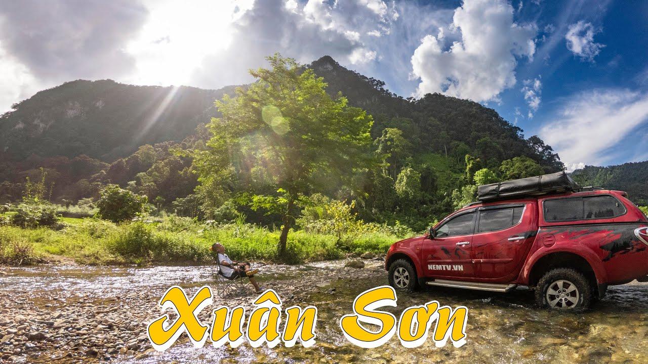 Góc sống ảo siêu đẹp tại vườn quốc gia Xuân Sơn khiến cư dân lùng sục tìm kiếm