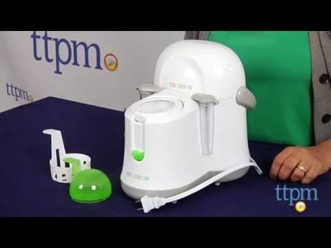 The First Years Gumdrop Night Day Bottle Warmer From Tomy Youtube