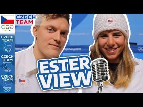 ESTERVIEW: Prostě rozhovor s Ester Ledeckou jinak :)