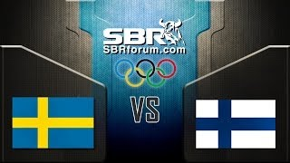 Olympic Hockey Betting: Sweden vs. Finland