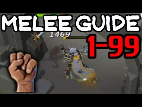 1-99 Melee Combat Guide UPDATED Runescape 2014 - Fast + Easy [P2P]