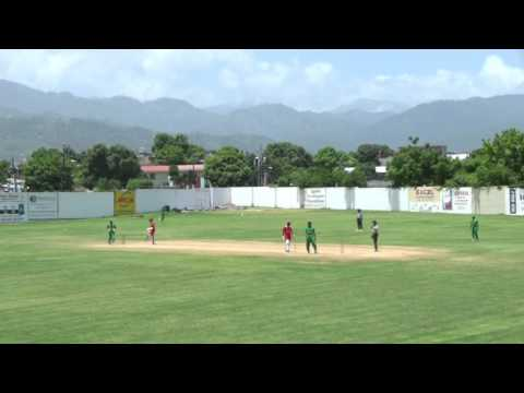 Sandals Under-19 Cricket Competition Highlights