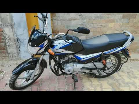 Bajaj CT 100 review. Real mileage, top speed, services, price, exhaust.