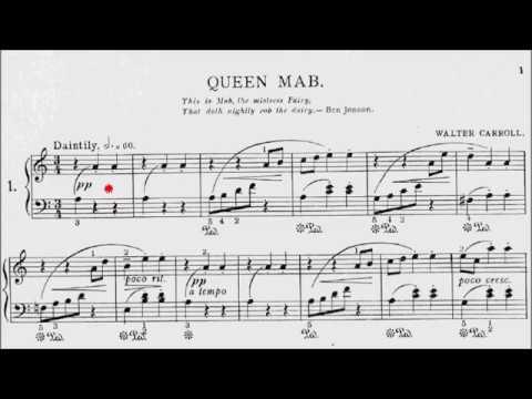 Con Brio Exam (CBE) Grade 3 Carroll Forest Fantasies No.1 Queen Mab Sheet Music