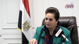 أخبار اليوم | نادية عبده : لحل مشكلة التعليم لابد من تحديد النسل