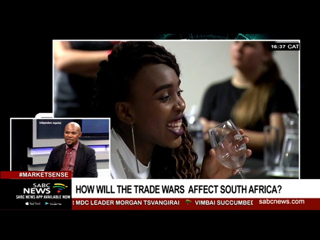 How trade wars affect South Africa: Prof. Mbatha