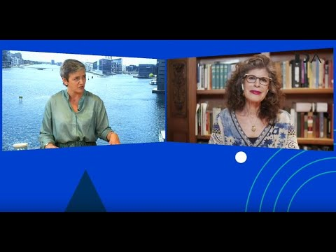 Shoshana Zuboff meets Margrethe Vestager: A conversation about a future digital Europe on YouTube