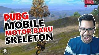 MOTOR BARU SKELETON - PUBG MOBILE INDONESIA