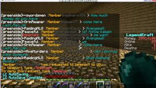 Awesome Minecraft Cracked Server (Legend Craft)