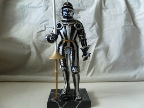 The black knight of Nurnberg