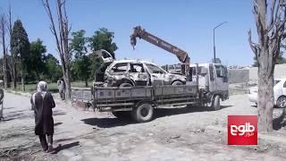 18 Killed In Deadly Khost Suicide Bombing/حملۀ موتربم در خوست جان ۱۸ تن را گرفت