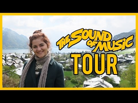 Salzburg and The Sound of Music Tour | Austria Vlog