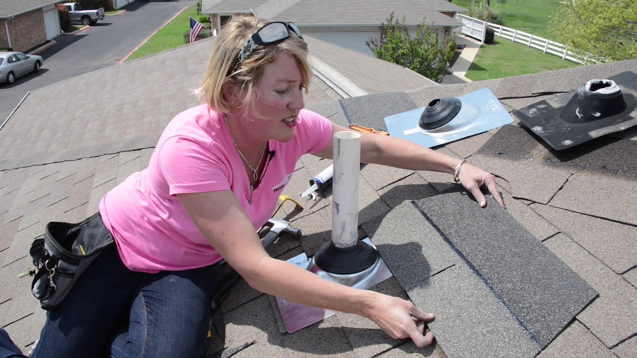 Diy Pipe Boot Roof Vent Replacement With Quot The Roofing
