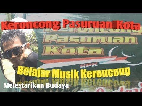 Keroncong Kota Pasuruan-Melestarikan Budaya