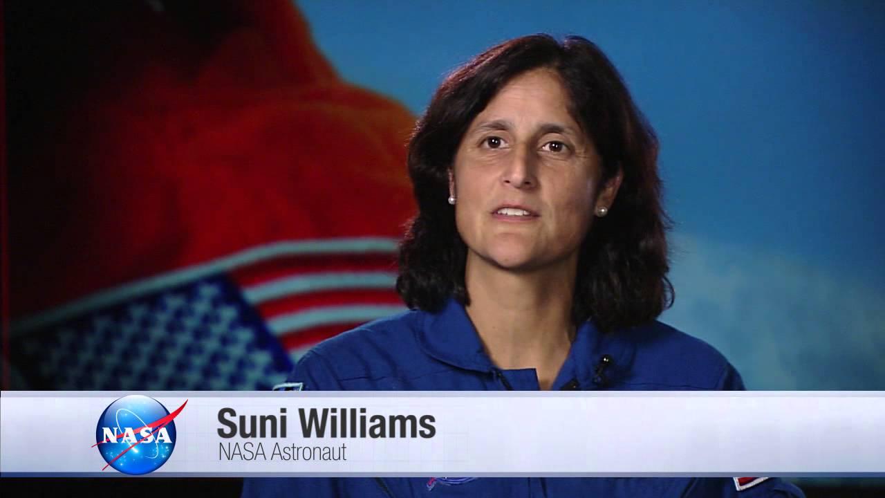 suni williams astronaut - photo #29