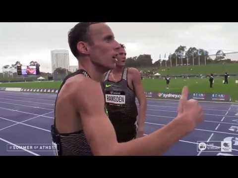 Men's Open 1500m Final - 2017 Australian Athletics Championships