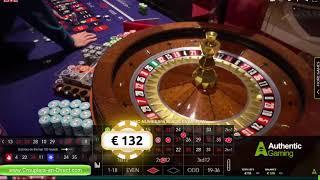 Roulette en live du Foxwoods Resort Casino -USA