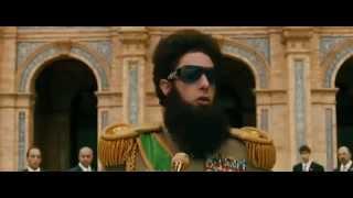 Вступительная сцена из фильма Диктатор (2012)