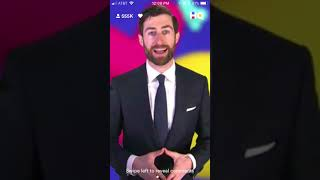 HQ Trivia - Monday, January 1, 2018 12pm PST - Full Game