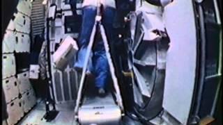 Space Shuttle Flight 5 (STS-5) Post Flight Presentation