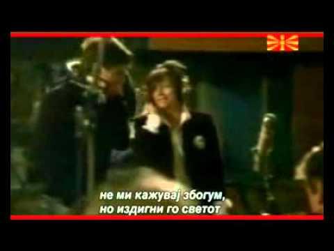 Tose Proeski & Gianna Nannini - Aria (MK Subtitle)
