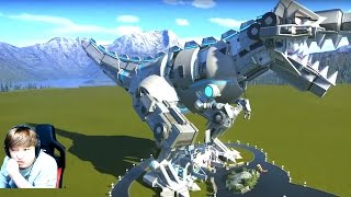 플래닛 코스터] #3 플코 장인들의 작품 구경하기  Planet Coaster