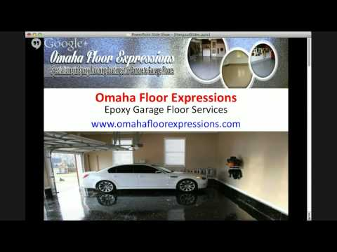 Epoxy Garage Floor Coating Services - Omaha Floor Expressions