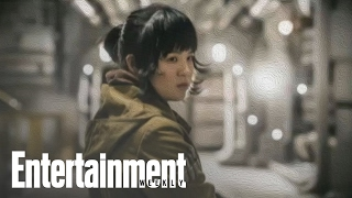 The Last Jedi: Meet Kelly Marie Tran's New Star Wars Character | News Flash | Entertainment Weekly