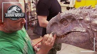 Making Raptor Heads