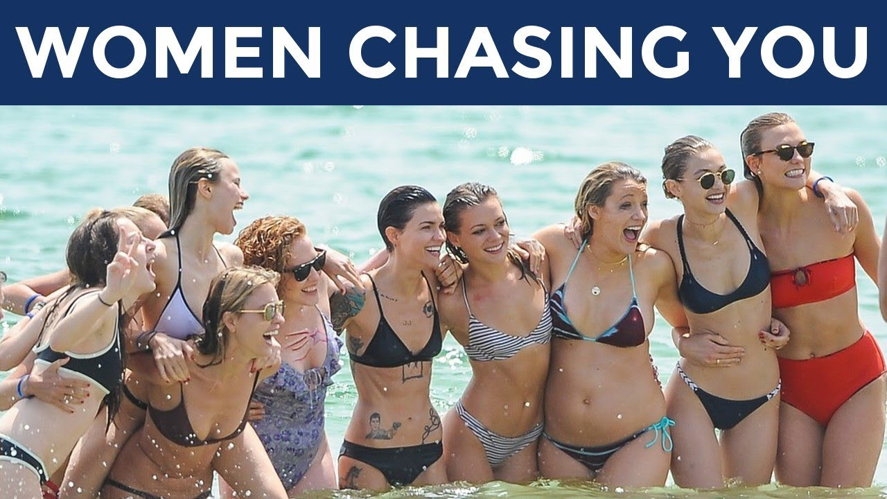 Do You Want Women Chasing You? - YouTube
