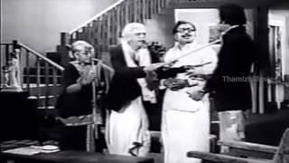 Kamal Hassan & Jayachitra breaking Ramasamy's fake prank - Kumara Vijayam Movie Scenes