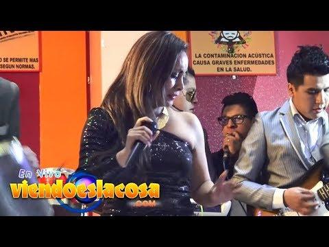 VIDEO: YANET Y SU BANDA KALIENTE - Por Tu Culpa - Déjenme Sufrir ¡En VIVO! - WWW.VIENDOESLACOSA.COM