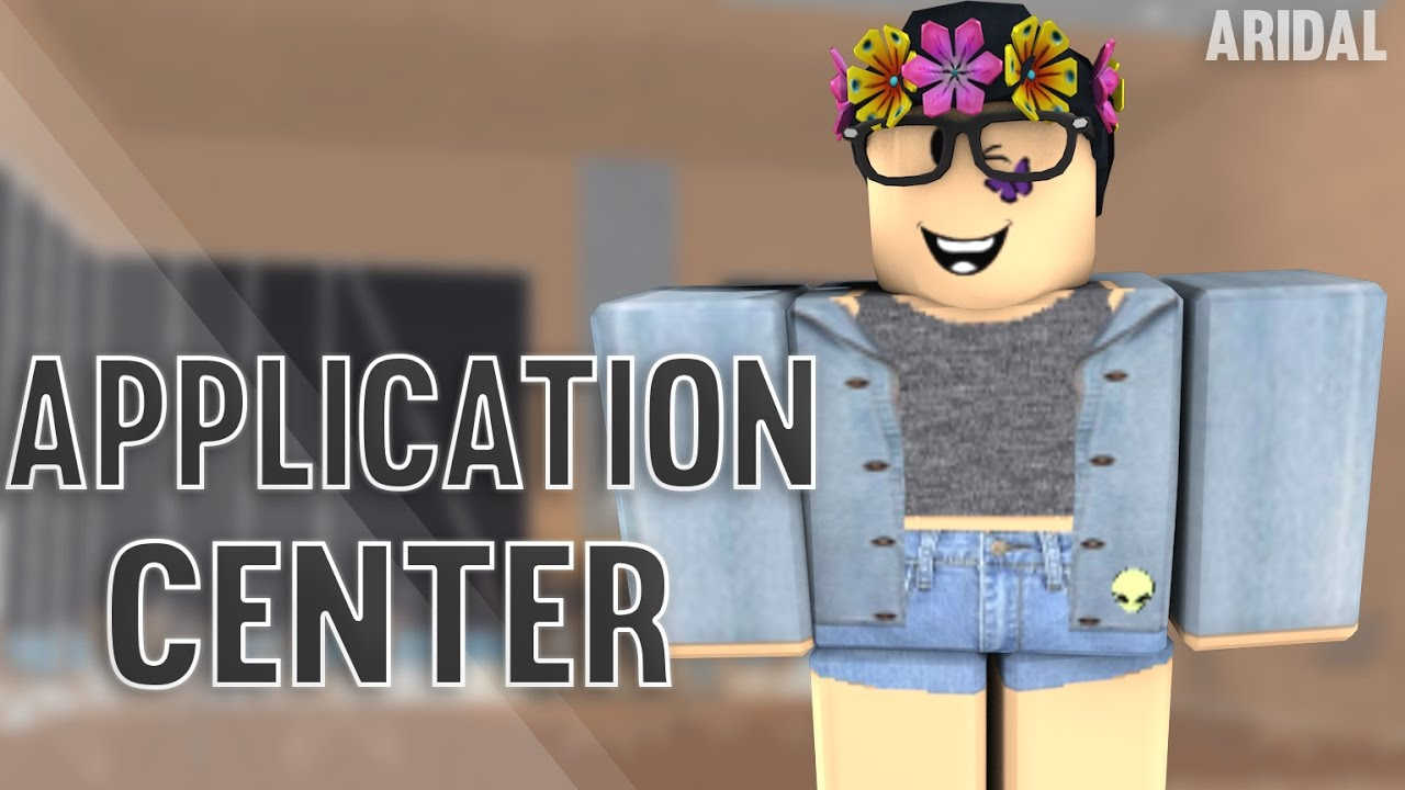 [ROBLOX] Mixed Cafe - How to get a job! [Application Center]