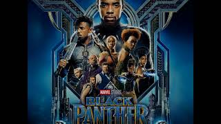 19. Burn It All - Black Panther (Original Motion Picture Soundtrack)