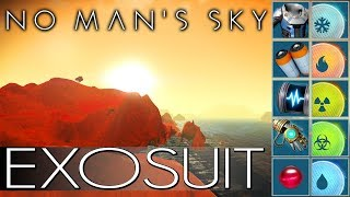 EXOSUIT - THE ULTIMATE COMPREHENSIVE GUIDE in No Man's Sky