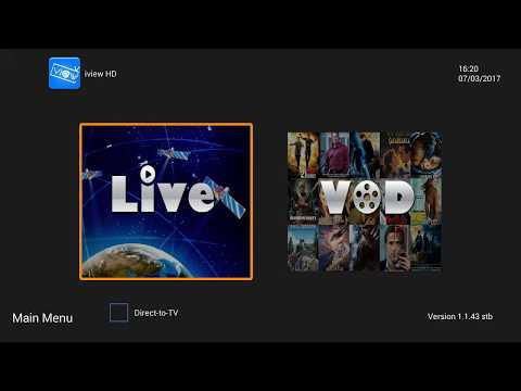 How To Activation On Iview HD IPTV