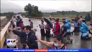 Rugăciune împotriva furtunii | Știre Alfa Omega TV