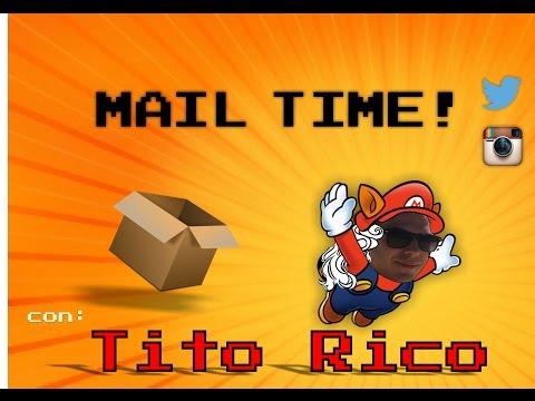 MAIL-TIME!!! Calidad japonesa un poco express ; P