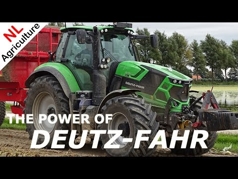 The Power Of DEUTZ-FAHR In The Netherlands ● Part 5.