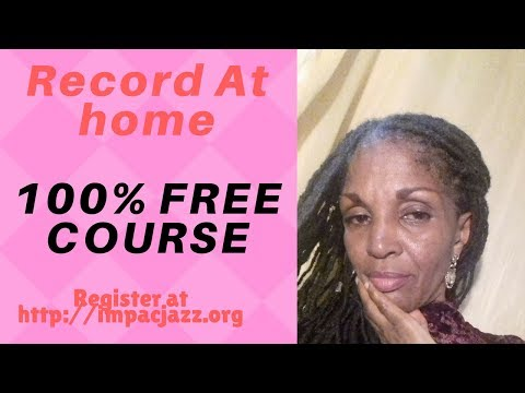 Record At  Home |  Visualize Yourself  As A Successful  Recording Artiste