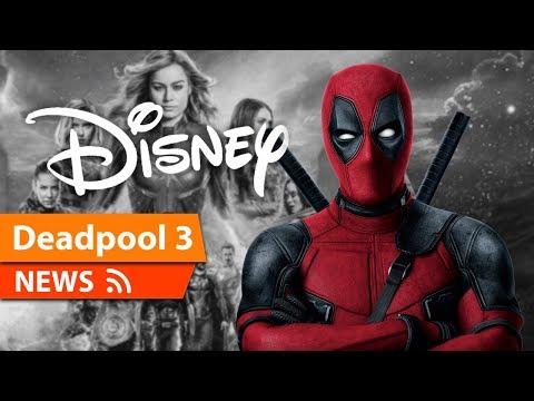 Deadpool 3 is a Guarantee says Deadpool Creator - 동영상