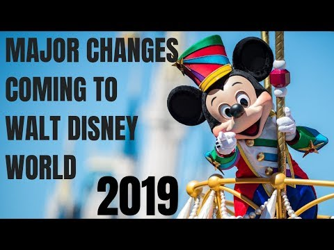 20 Major Changes Coming to Walt Disney World for 2019! Mp3