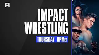 Lashley Returns After Moose Raids American Top Team Gym   IMPACT Thursday at 8p ET