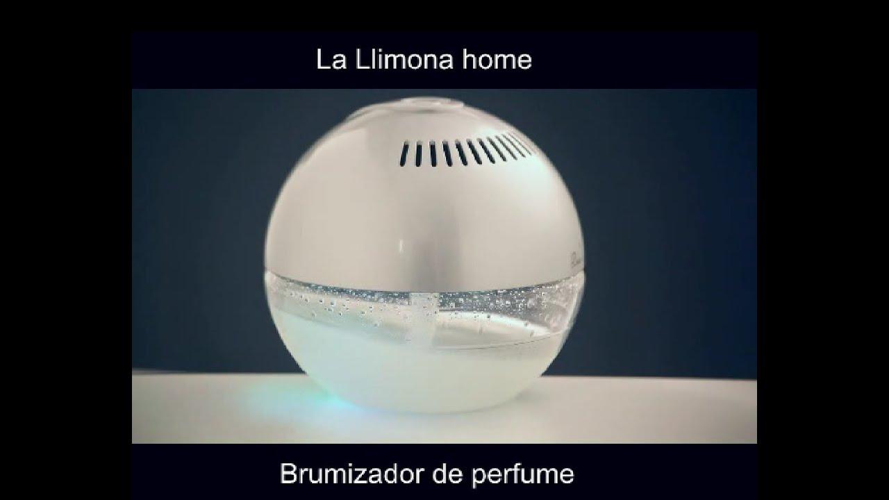 brumizador de perfume