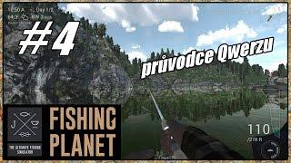 fishing planet host qwerzu a štika